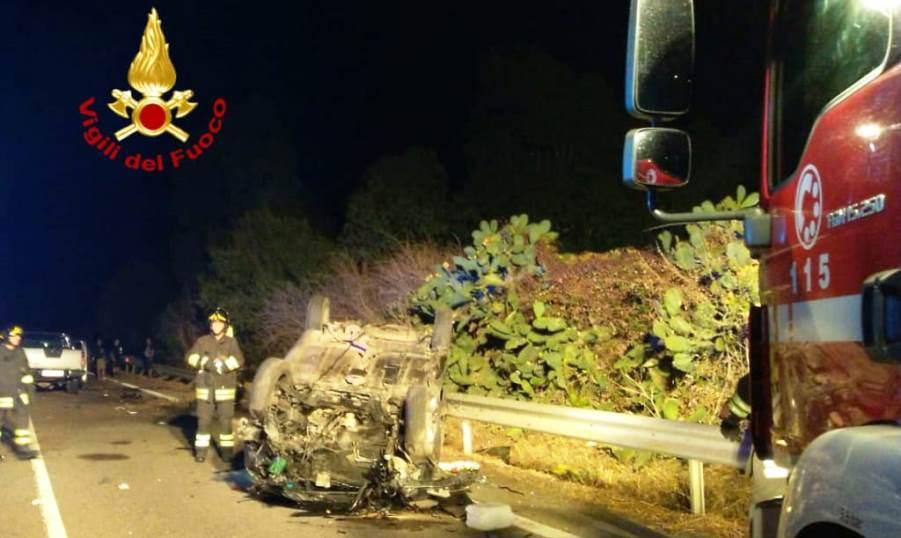 immagine incidente stradale ss 466