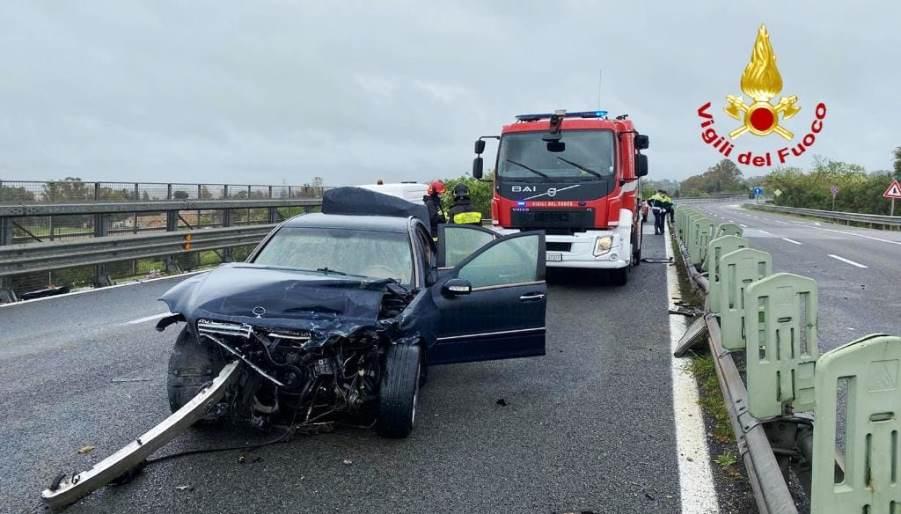 incidente stradale ss. 554 cagliari