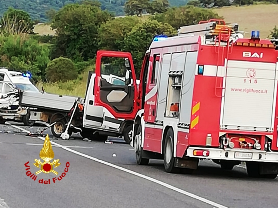 immagine incidente stradale pattada