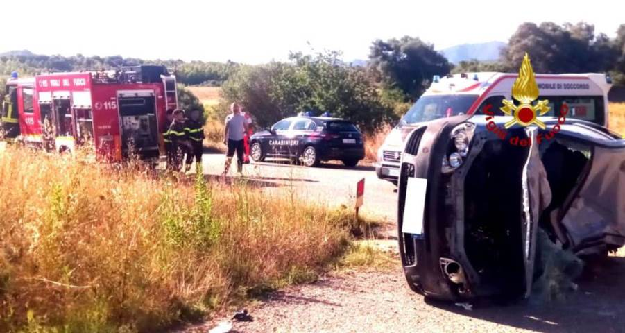 immagine incidente stradale pedemontana