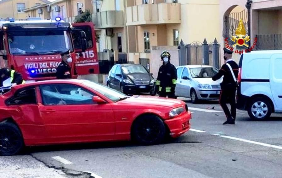incidente stradale settimo san pietro