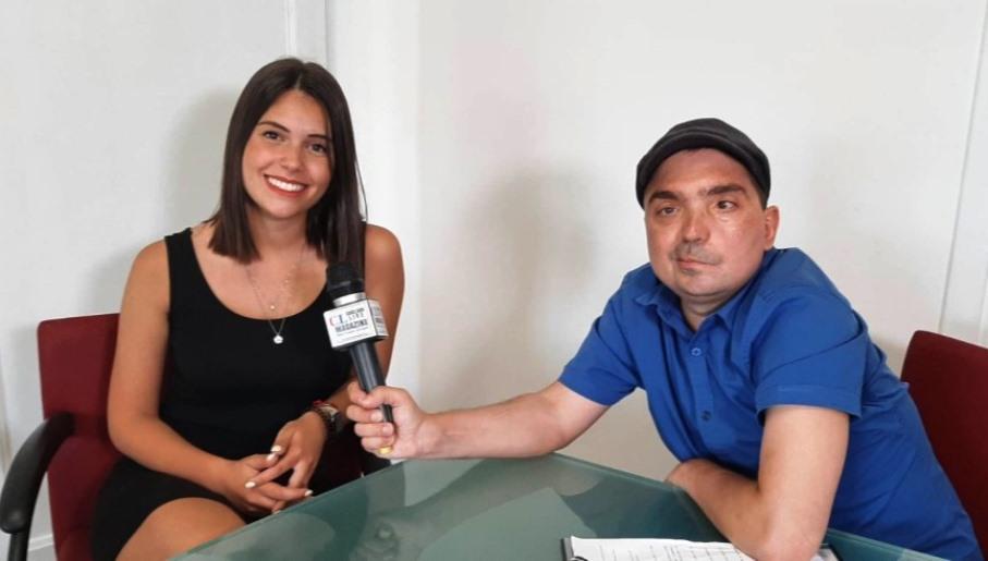 A tu per Tu con Antonella Scarfò - Video Intervista