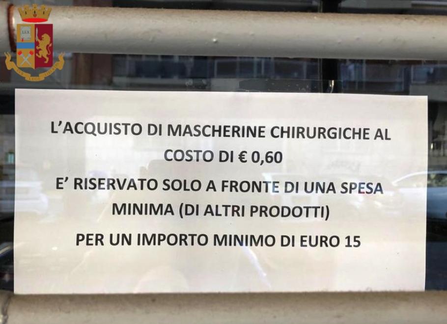 cartello farmacia roma