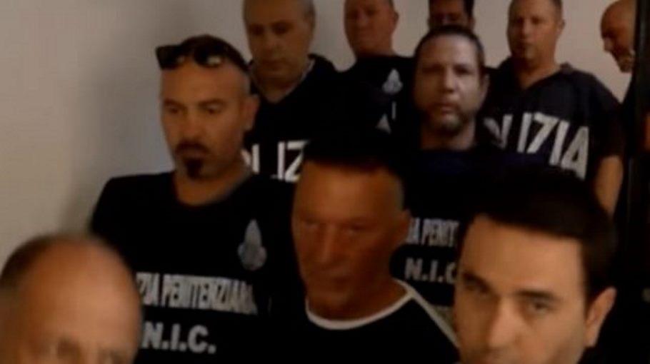 immagine johnny lo zingaro, nuova evasione, carcere di bancali