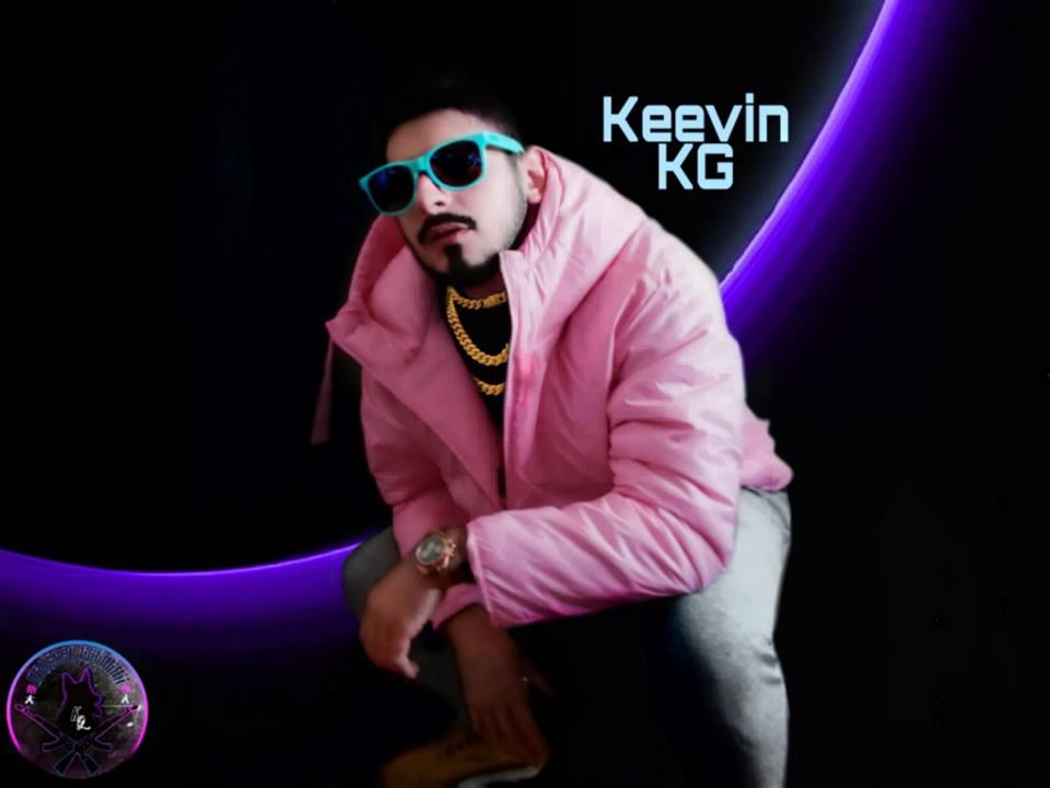 immagine Keevin KG nuovo disco esta vida
