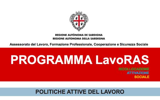 LAVORAS CAGLIARI, PROVE DI IDONEITA