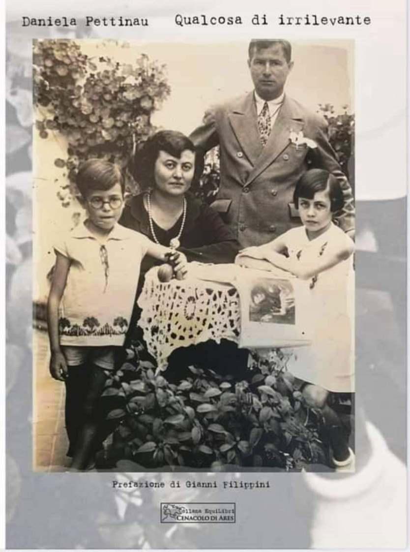 QUALCOSA DI IRRILEVANTE: il primo libro dalla voce scritta di Daniela Pettinau.