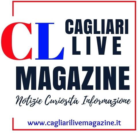 logo cagliari live magazine