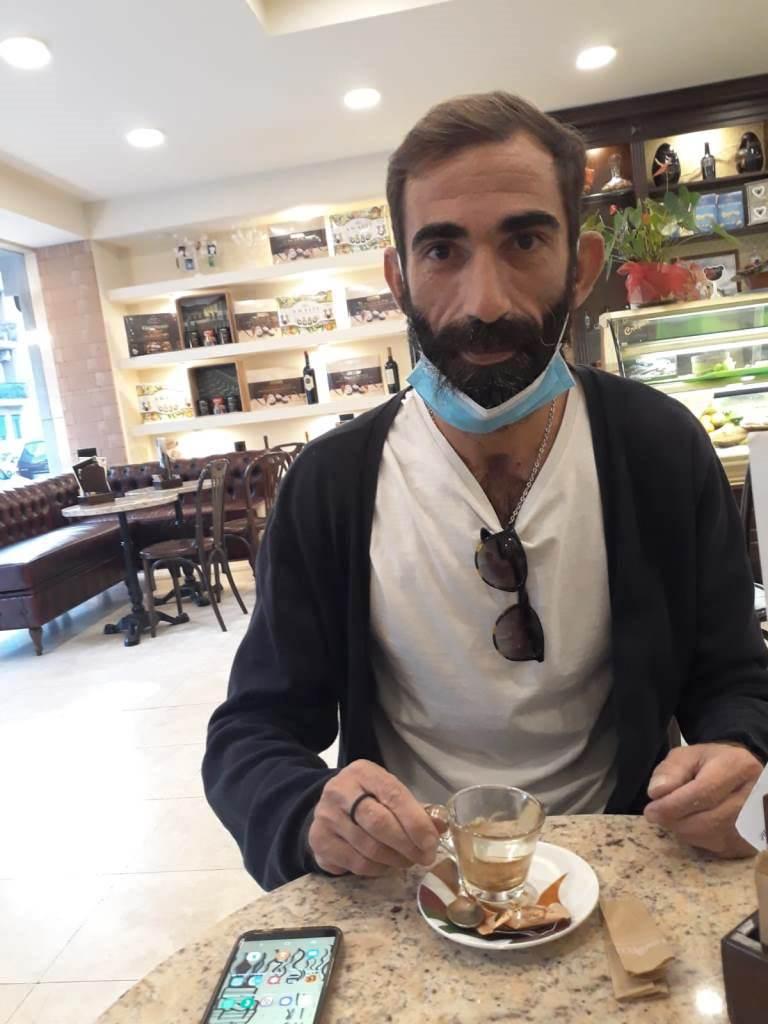 Un caffè con: Marco Zucca. L'intervista di Daniele Cardia