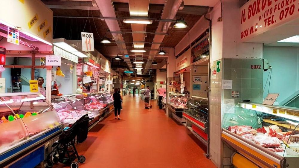 Immagine mercato civico di Via quirra a cagliari