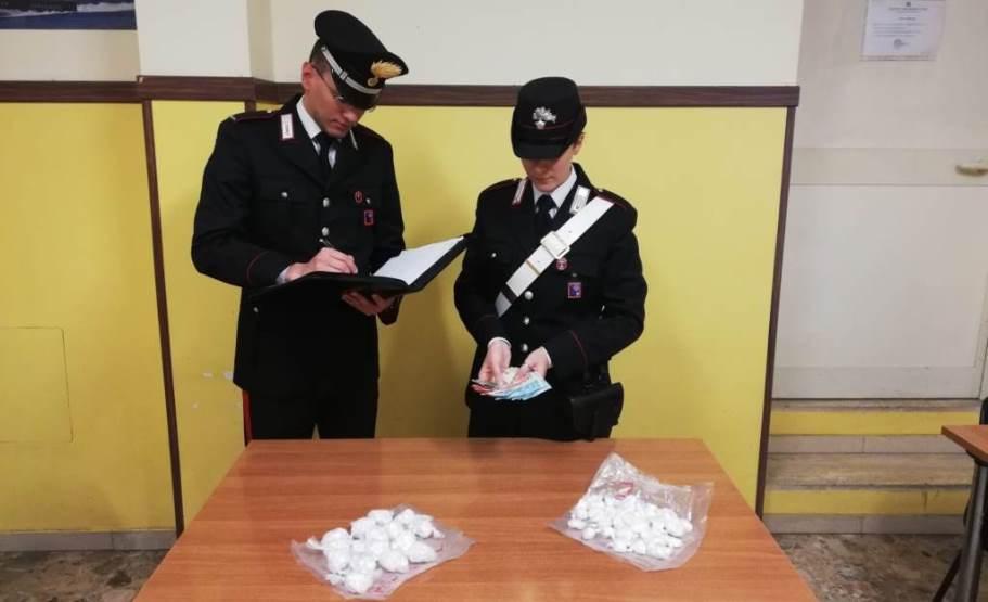 carabinieri roma sequestro di droga