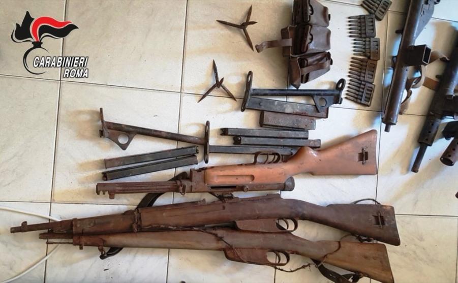 immagini armi seconda guerra mondiale