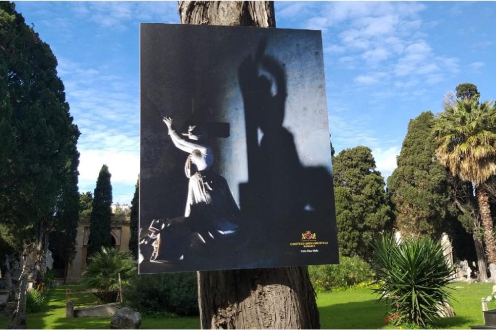 Mostra fotografica cimitero monumentale di Bonaria