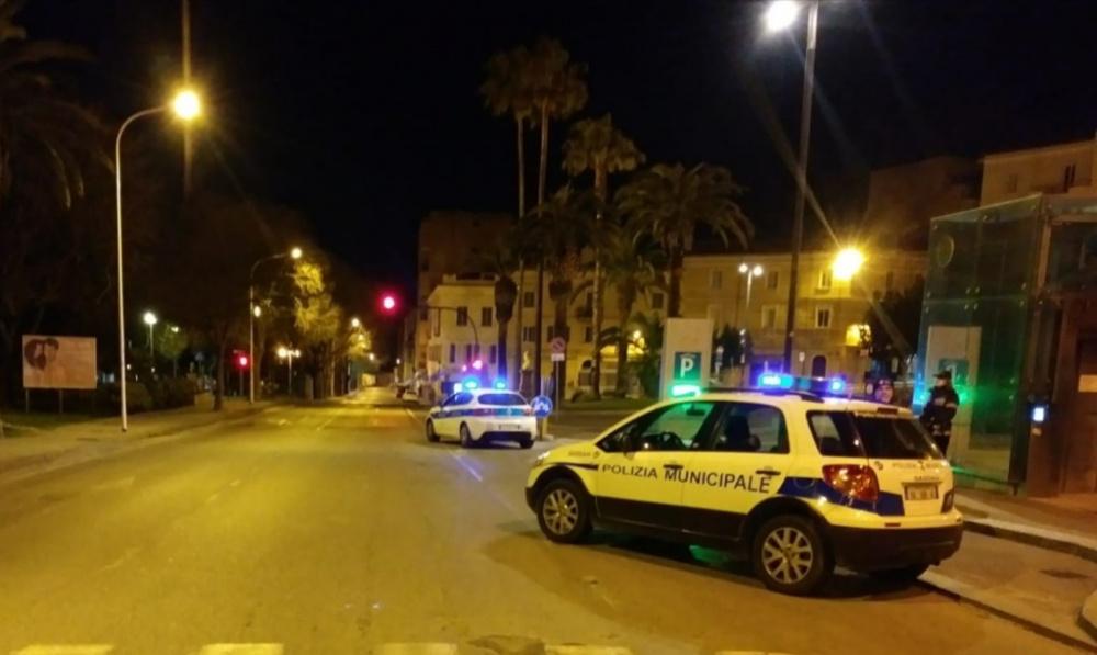 controlli polizia municipale sassari