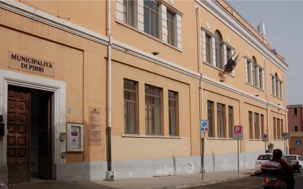 immagine ufficio municipalità di pirri