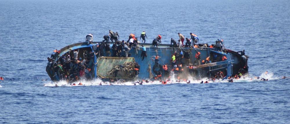 naufragio immigrati