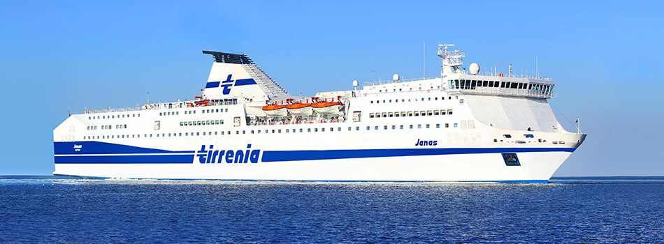 nave Tirrenia