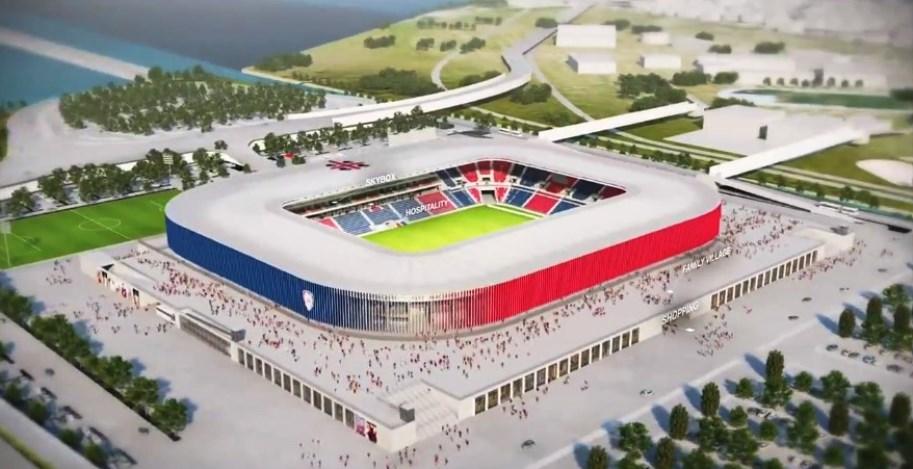 Accordo tra Cagliari Calcio e Costim Partner industriale per la costruzione del nuovo stadio di Cagliari