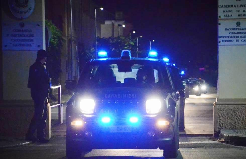 Operazione Dogs Square. Catturato a Villasimius l'ultimo dei 14 destinatari del provvedimento di arresto