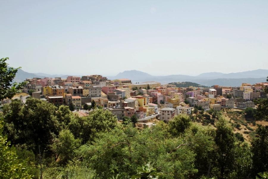 immagine paese di orune