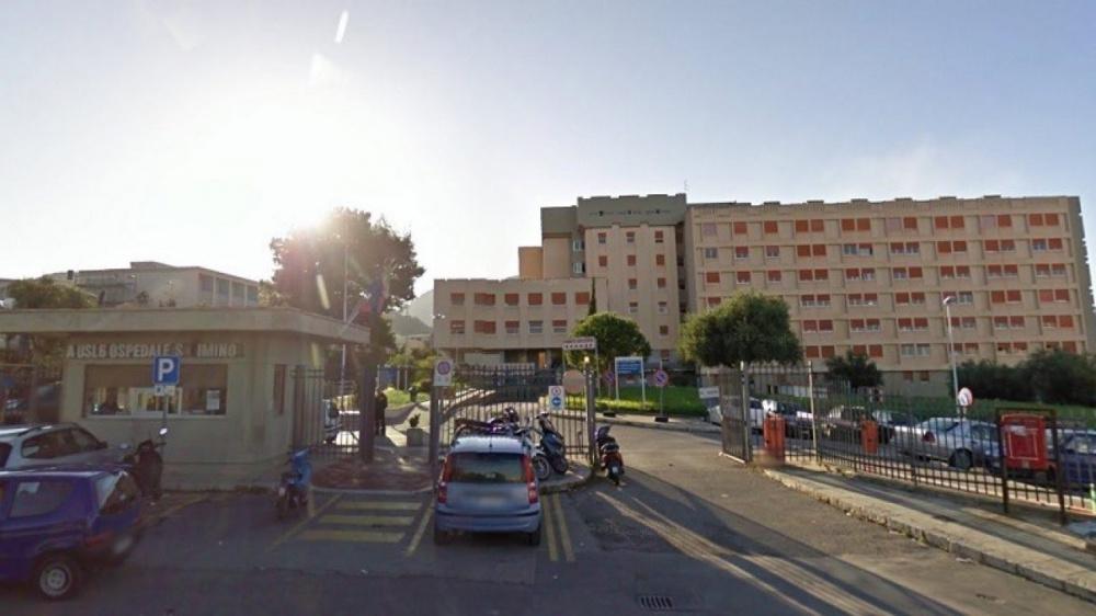 immagine ospedale cimino di termini imerese medico aggredito con estintore