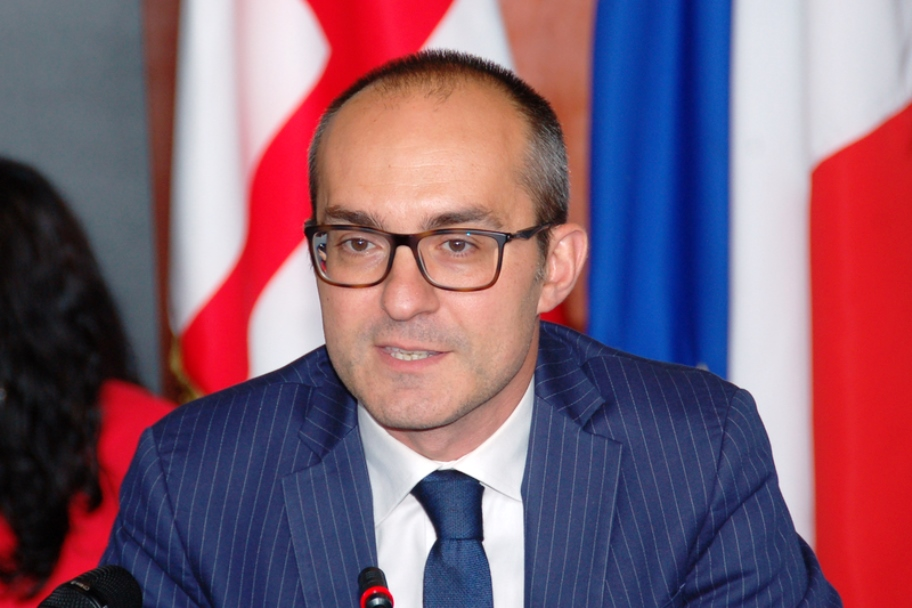 Paolo Truzzu Sindaco di Cagliari
