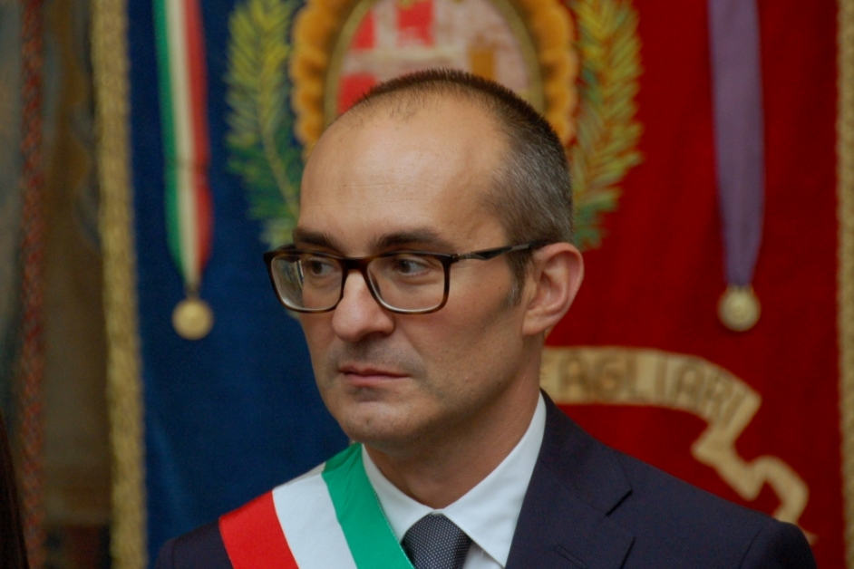 Sindaco Paolo Truzzu