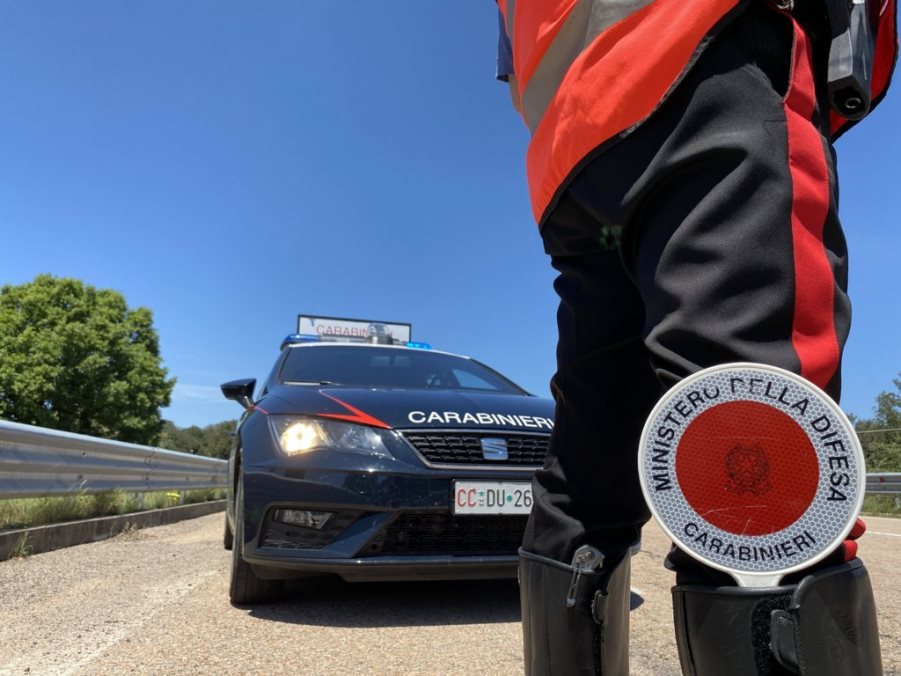 immagine carabinieri comando di nuoro