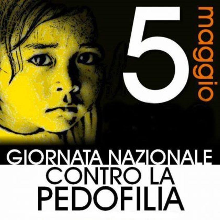 immagine logo giornata mondiale contro la pedofilia