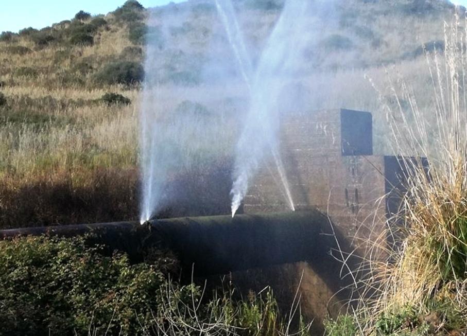 immagine perdite di acqua a furtei