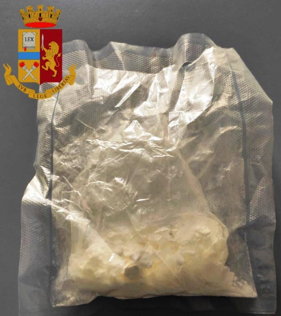 immagine cocaina sequestrata