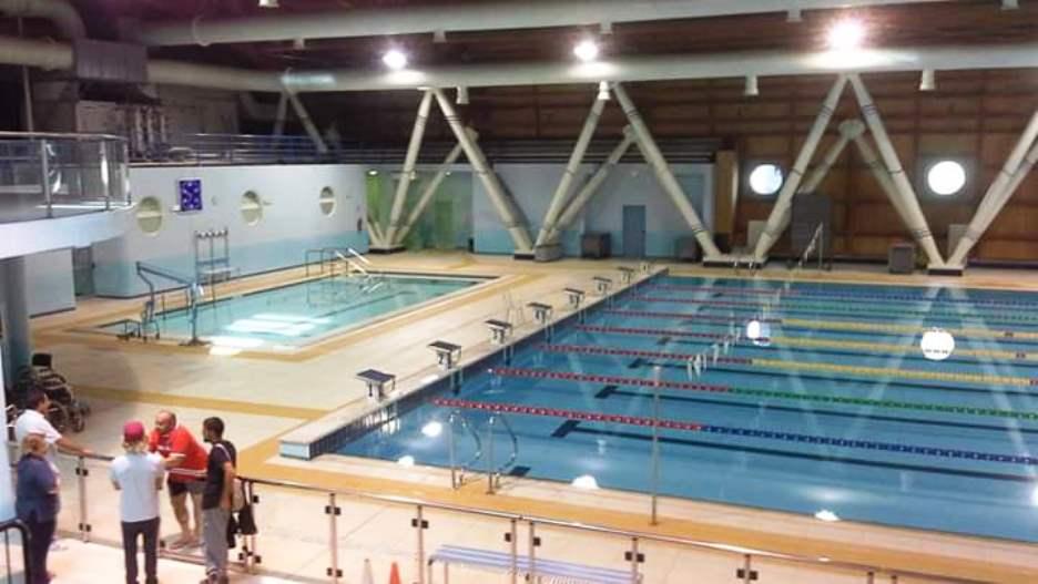 immagine di piscina di terramaini a cagliari, chiusa a causa del coronavirus