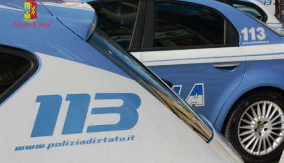 immagine polizia questura di roma