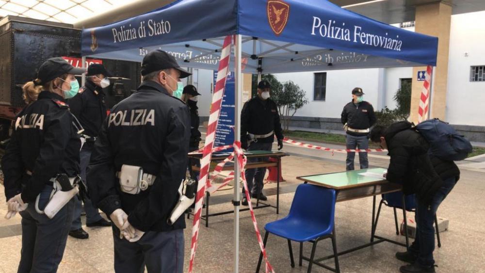 Immagine Polizia ferroviaria di cagliari