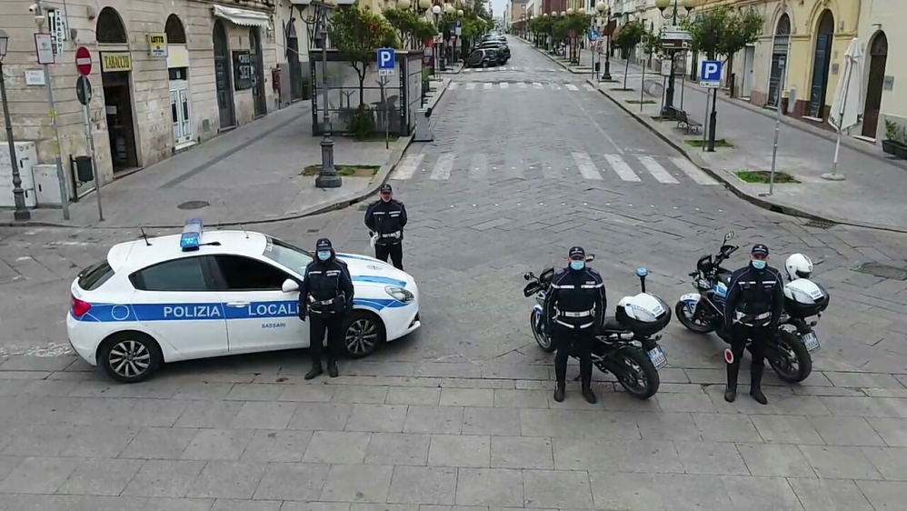 polizia locale sassari