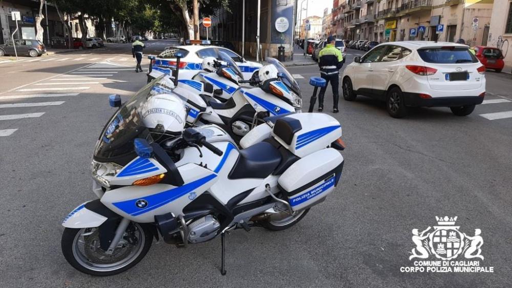 polizia locale a cagliari