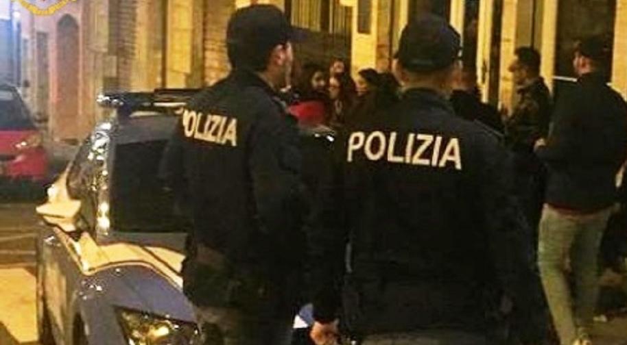 immagine polizia locale notturno a cagliari denunciato il gestore