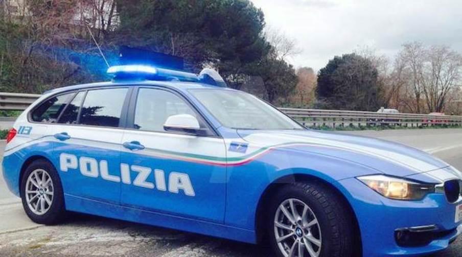 immagine polizia di stato roma