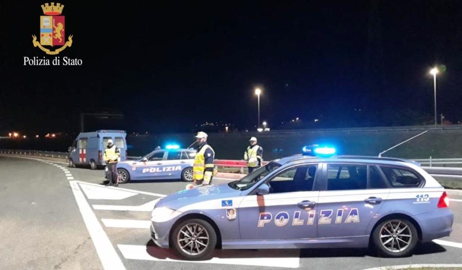 immagine polizia stradale