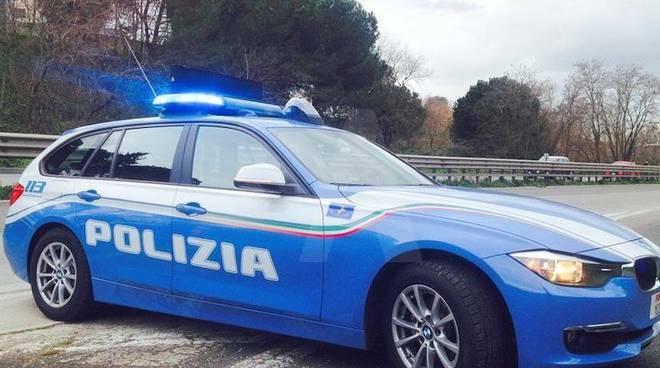 polizia stradale roma
