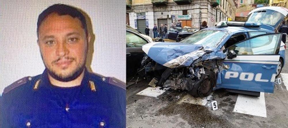 poliziotto ucciso a napoli
