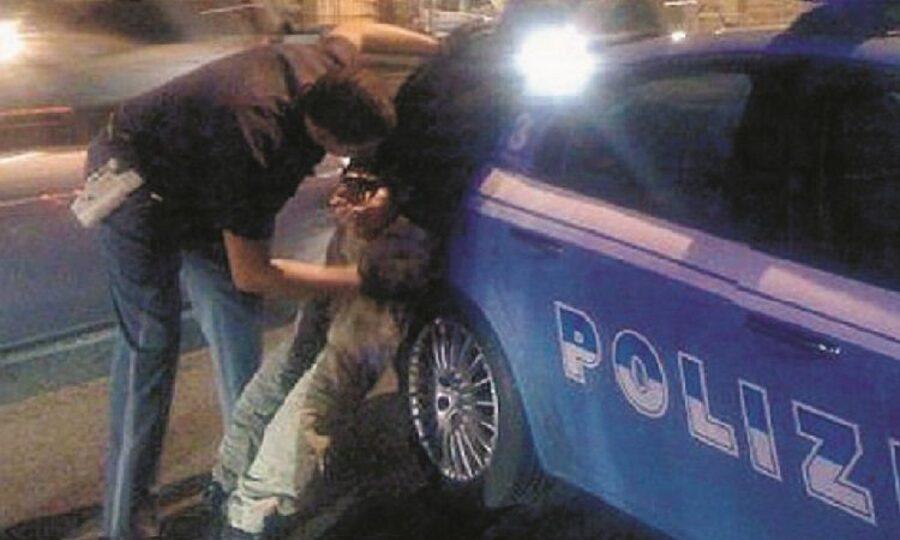 Foto Polizziotto Torino e Pusher