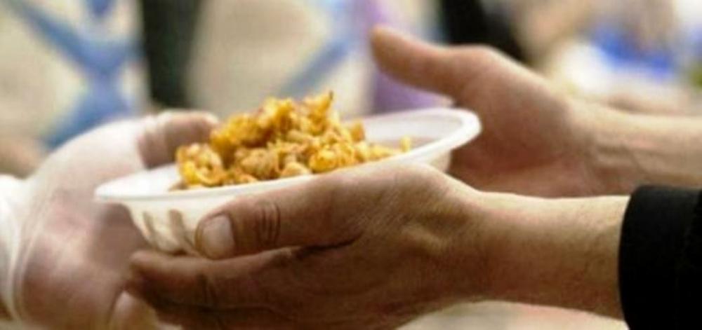 consegna gratuita pasti a persone in difficoltà