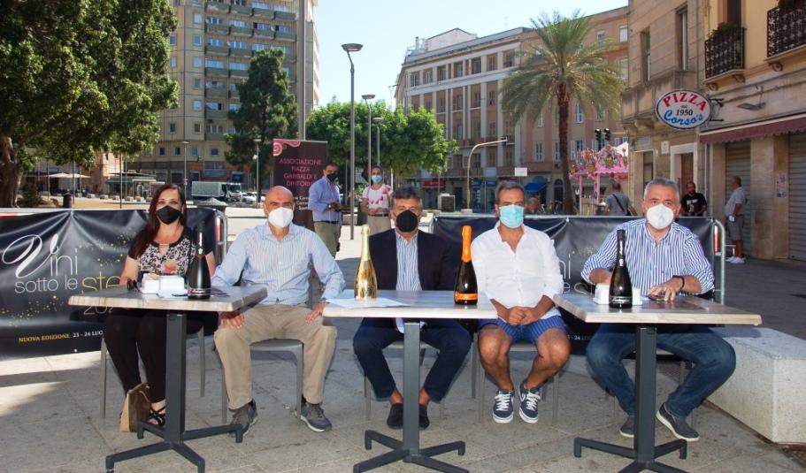 Vini sotto le stelle: torna a Cagliari la due giorni dedicata ai prodotti enogastronimici sardi