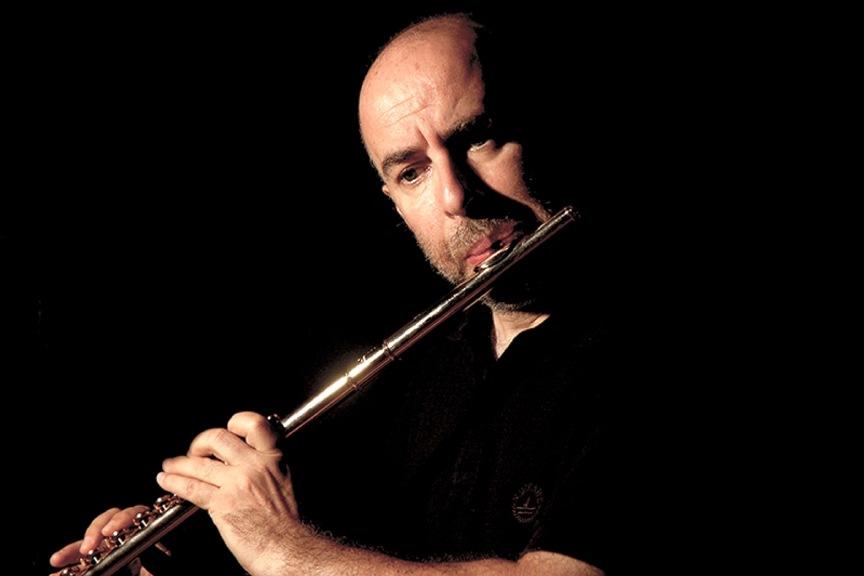 Riccardo Ghiani flautista cagliari