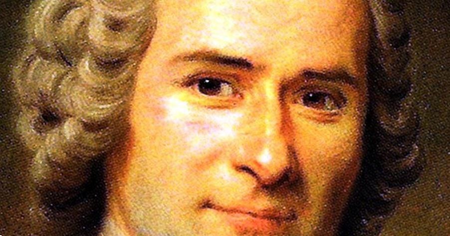 immagine Jean-Jacques Rousseau