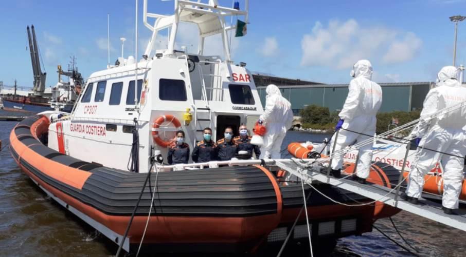 sanificazione imbarcazioni capitaneria di porto oristano