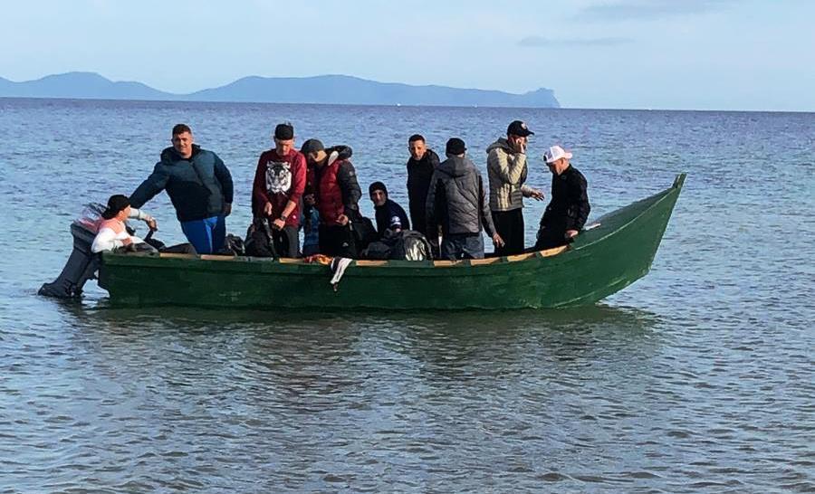 immagine migranti