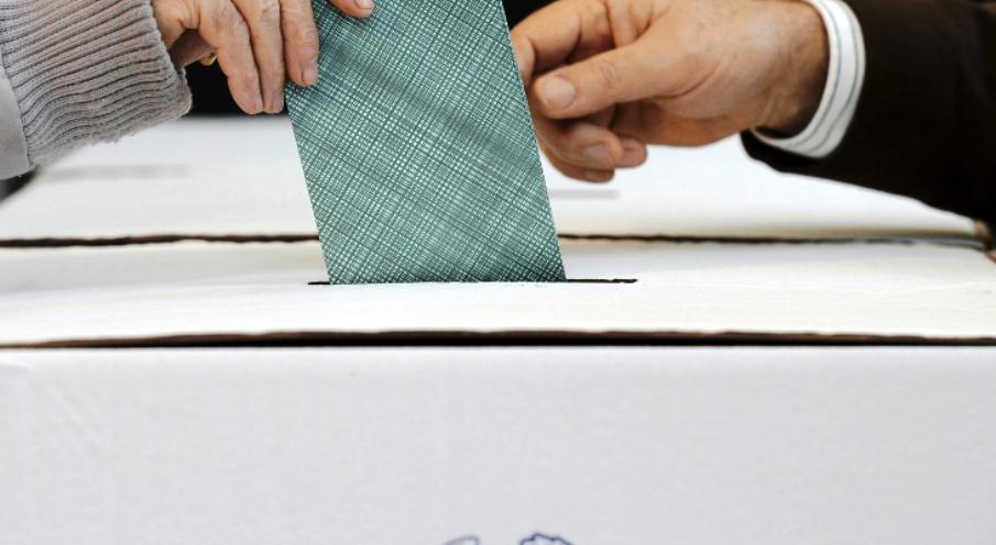 immagine votazioni scheda elettorale