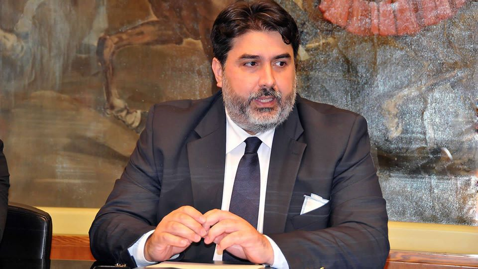 Christian Solinas Presidente Regione Sardegna